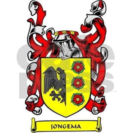 Jongema Coat of Arms
